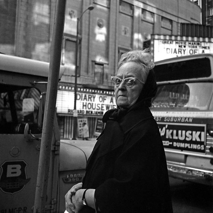 Vivian Maier - discovery of a Street Photograph by PatriceChesse on deviantART