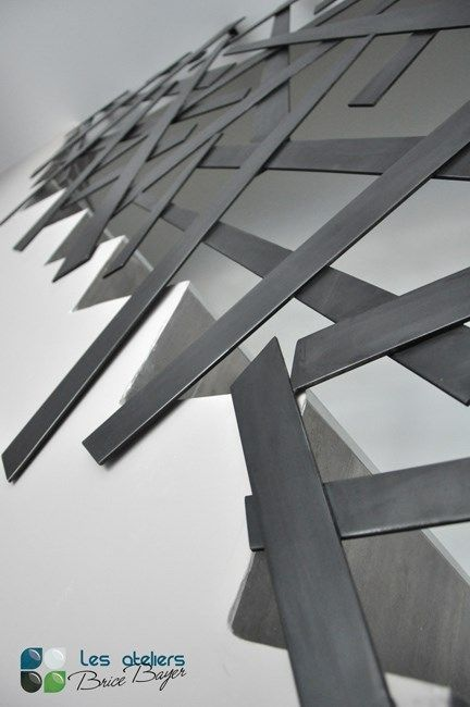 les 25 meilleures id es concernant garde corps acier sur pinterest garde corps escalier. Black Bedroom Furniture Sets. Home Design Ideas