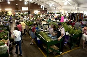 Greensboro Farmers Curb Market