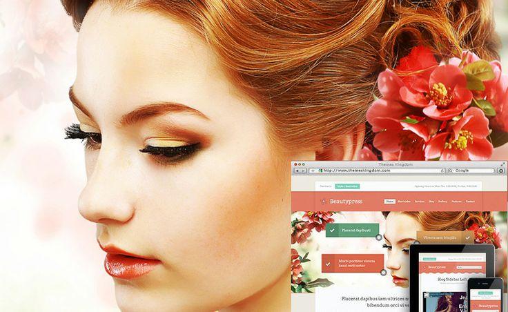 Beautypress - szablon wordpress! Instalacja i konfiguracja!