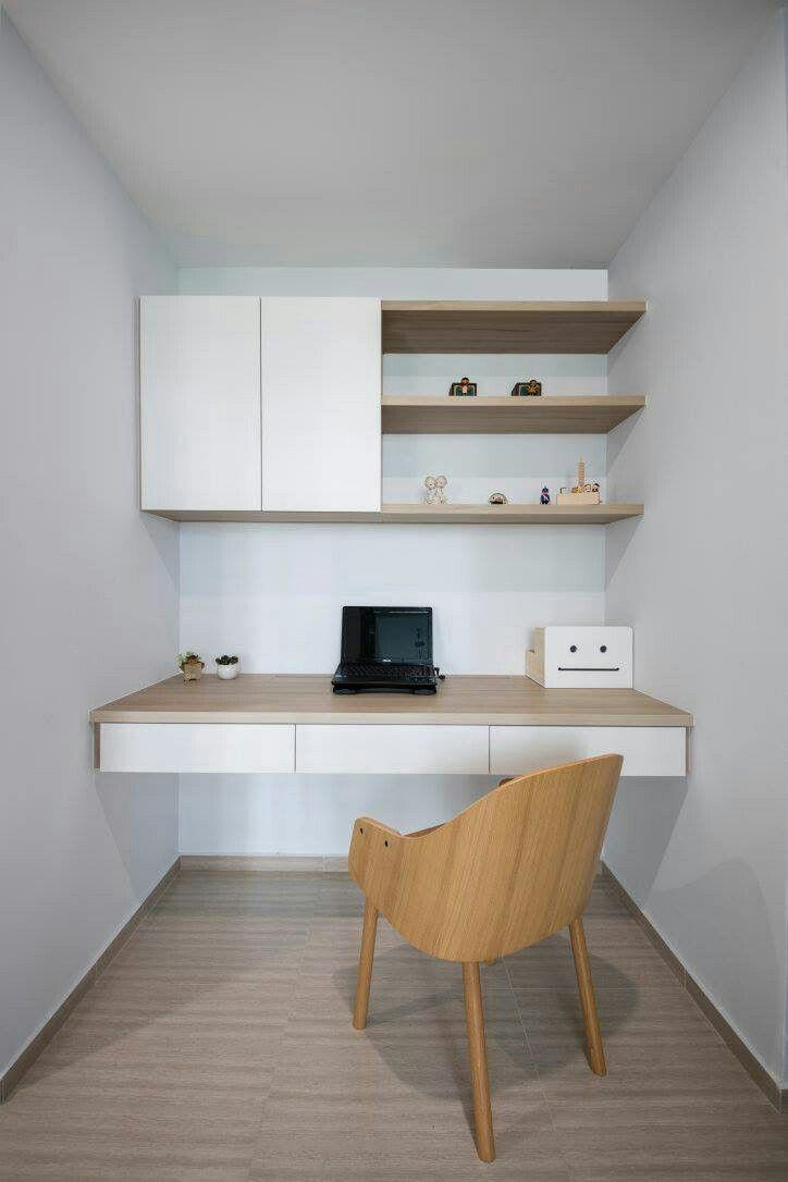20+ Gorgeous and Trending Kitchen Desk Ideas (Scandinavian, Rustic, Contemporary Kitchen Desk)
