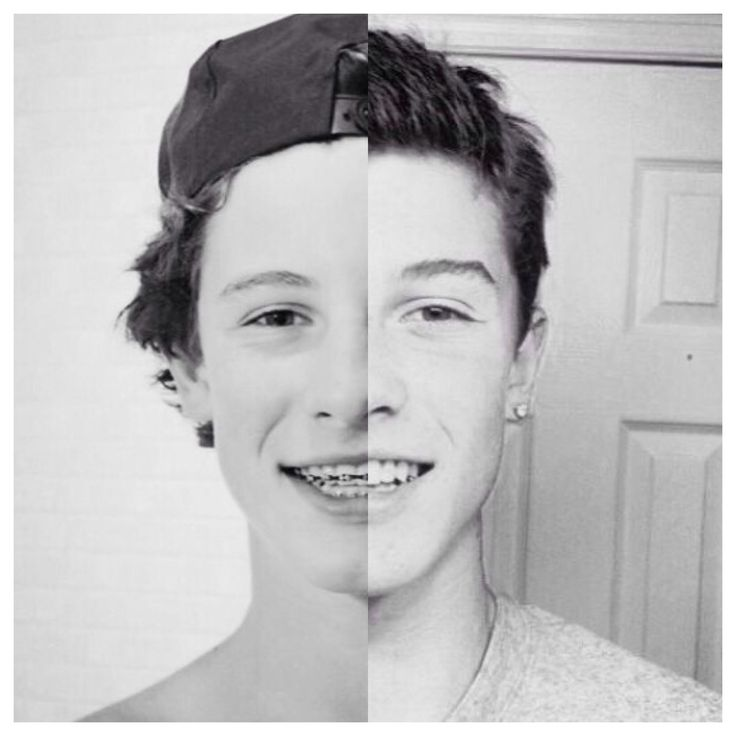 Shawn then,now