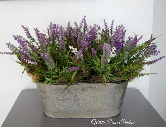 Hey, I found this really awesome Etsy listing at https://www.etsy.com/listing/500263668/lavender-centerpiece-farmhouse-decor