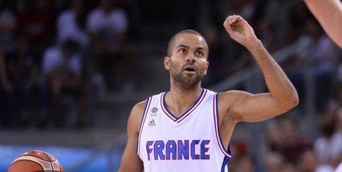 Basket - Consultation - Pour vous, Tony Parker est le basketteur européen n°1 de l'histoire