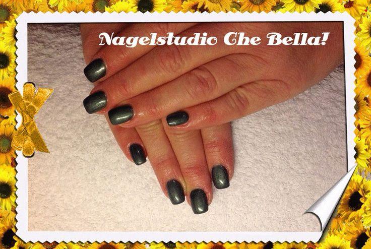Versteviging natuurlijke nagels!
