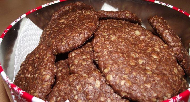 Csokis zabkeksz recept | APRÓSÉF.HU - receptek képekkel