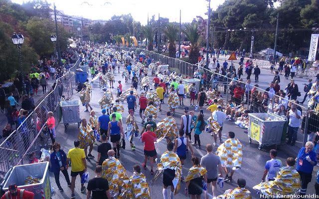 Haris Karagkounidis: Athens Marathon. The Authentic