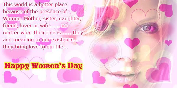 nice 11+ Heart Touching Favorite Quotes for International Womens Day