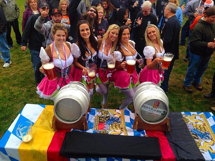 Oompah Girls - Baltimore Das Best Oktoberfest!