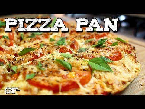 Pizza pan @CookFork - YouTube