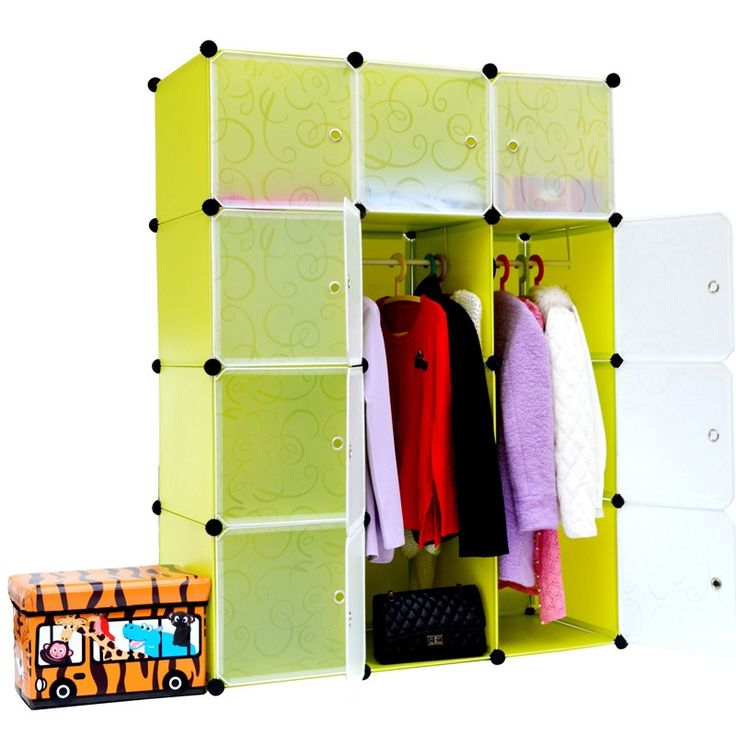 134.51$  Watch now - http://ali0pd.worldwells.pw/go.php?t=32588222358 - 2016 Promotion Limited Red Armoire Armario 12 Cubes Wardrobes For Sale Cheap White Color Designs For Bedroom Discount Wardrobe  134.51$