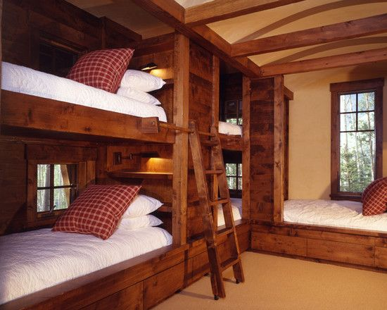 Kids Bedroom, How To Create Your Own Bunk Bed Look At That Lighting For Bunk Room In Cabin Best Pictures Of Guidance To Design Your Own Bunk Bed: Design Your Own Bunk Bed to Make The Coolest Small Space Bedroom