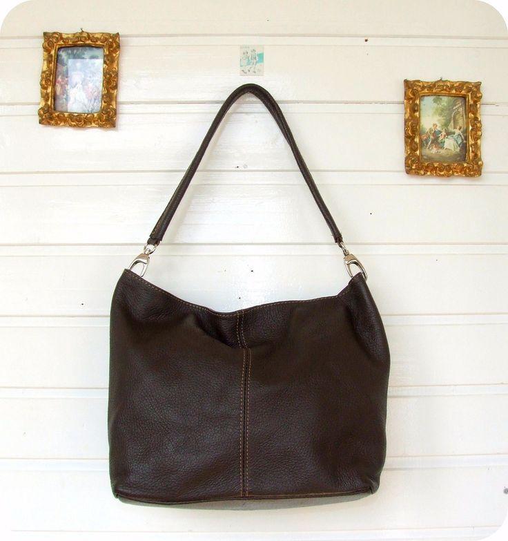 Luxus Leder Tasche Leather Bag Schultertasche Shopper Beutel Handtasche Italien in Kleidung & Accessoires, Damentaschen | eBay!