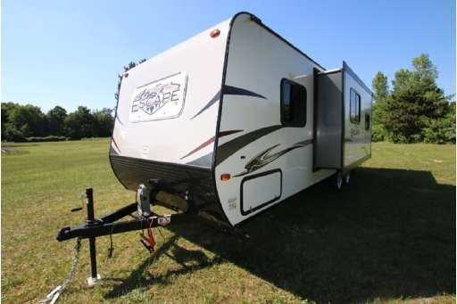 Check out this 2017 Kz Rv Spree KZ Escape 250s listing in Coloma, MI 49038 on RVtrader.com. It is a Travel Trailer and is for sale at $21460.
