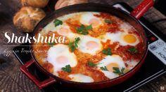 Shakshuka, Een Heerlijk Gerecht Uit Het Midden-Oosten Waarbij Je Je Vingers Letterlijk Zult Aflikken!