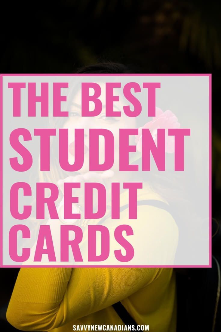 5 Best Student Credit Cards In Canada For 2020 Good Student