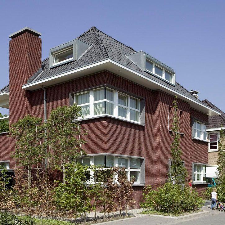 Jaren 30 woning villa bouwen inspiratie for Huis bouwen inspiratie