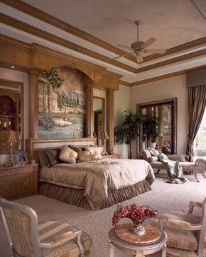 Mediterranean Bedroom Design Ideas, Pictures, Remodel and Decor