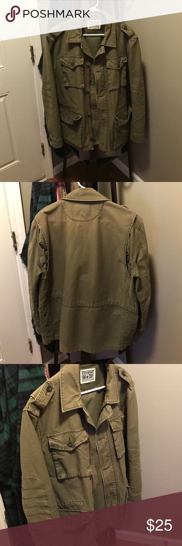 17 Best ideas about Army Fatigue Jacket on Pinterest ...