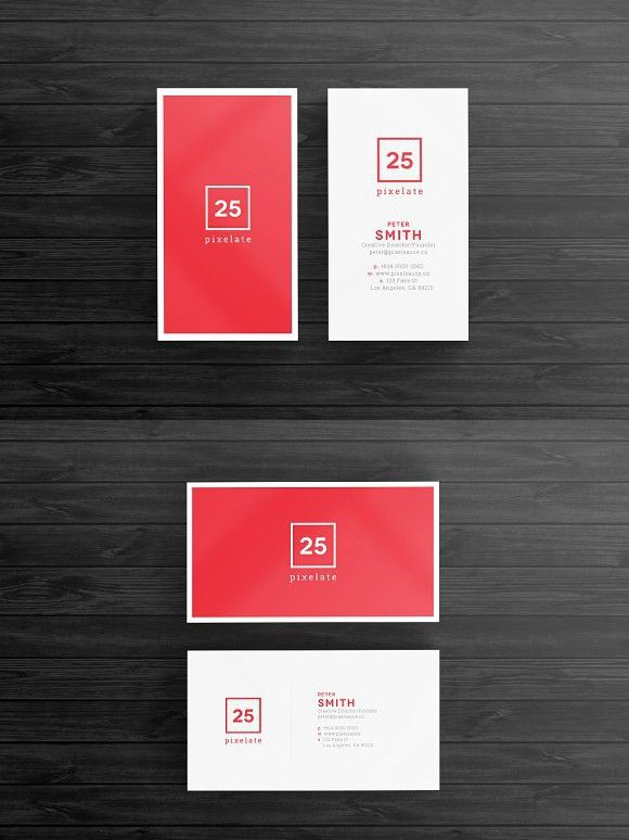 Simple Business Card Template Simple Business Cards Business Card Template Cleaning Business Cards