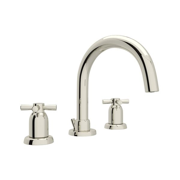 Pin By Lisa Campbell On Bathroom Ideas Widespread Bathroom Faucet Lavatory Faucet Faucet