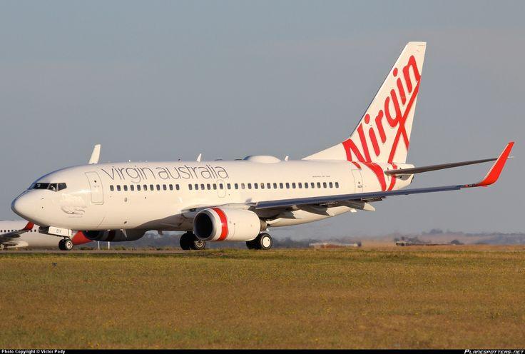 VH-VBY Virgin Australia Boeing 737-7FE(WL)