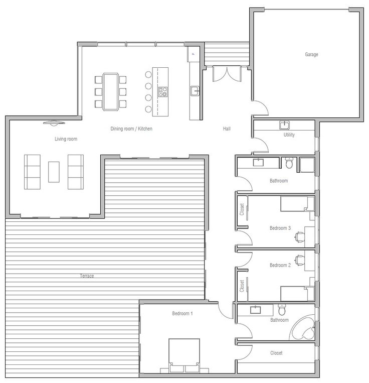 house design house-plan-ch374 10