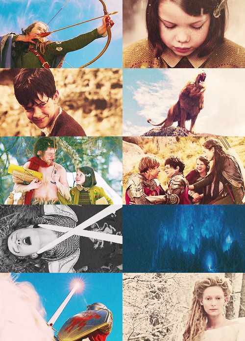 Narnia (The Lion, The Witch, and The Wardrobe) is my all tim favorite movie :)