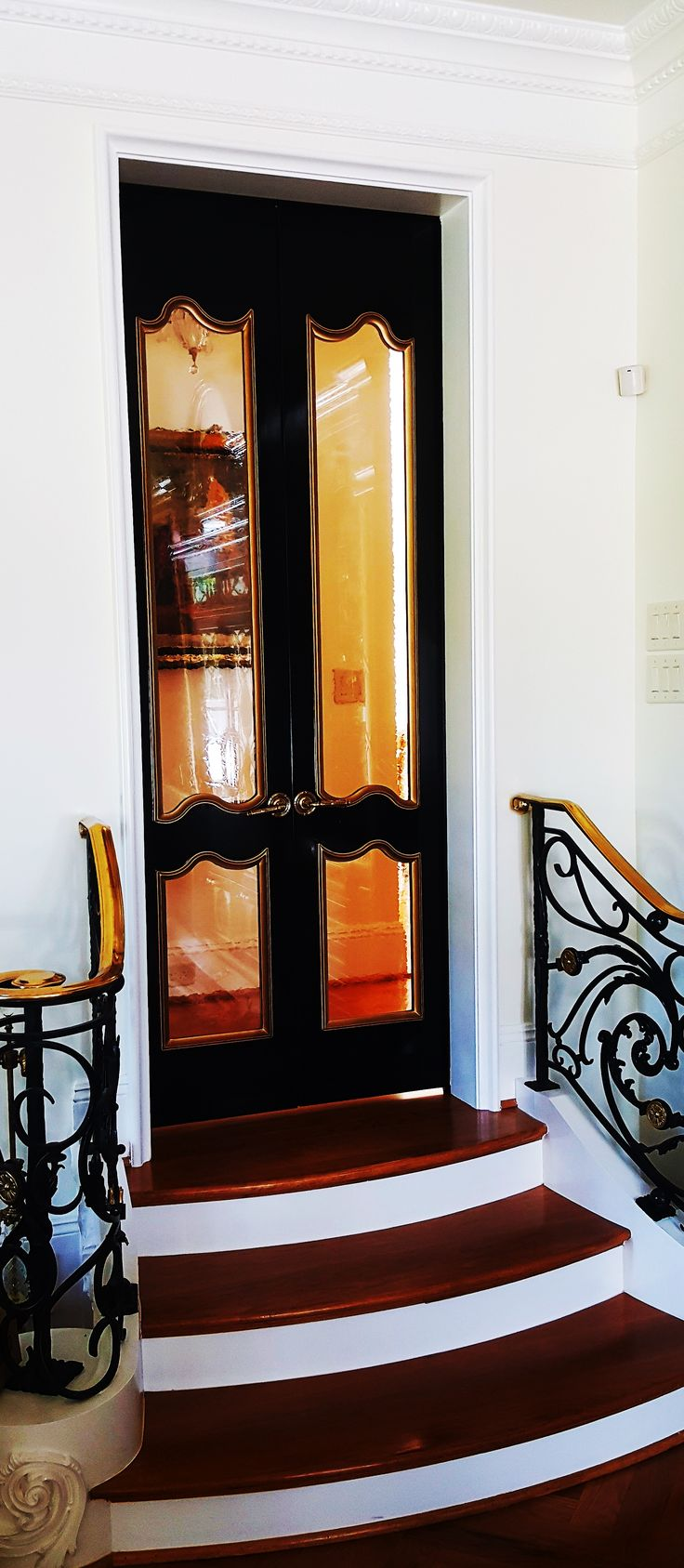 Every Special Room Deserves Special Doors, We Designed These With German  Antique Glass, High