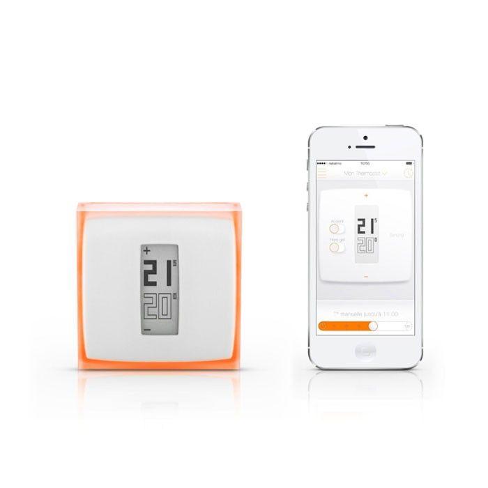 Netatmo Thermostat: επιτοίχιος θερμοστάτης με συνδεσιμότητα WiFi για συσκευές iOS.