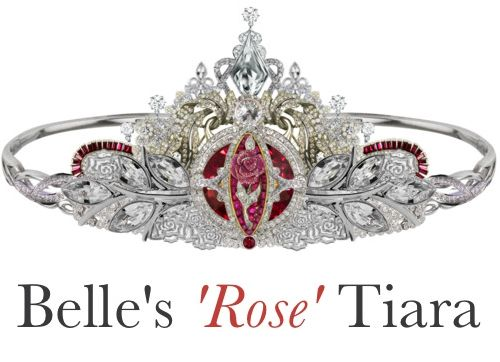 royal crowns and tiaras -Disney Princess Inspired Tiara Designs