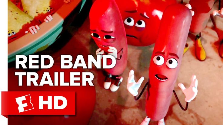 Sausage Party Official Red Band Trailer #1 (2016) - Kristen Wiig, James ...