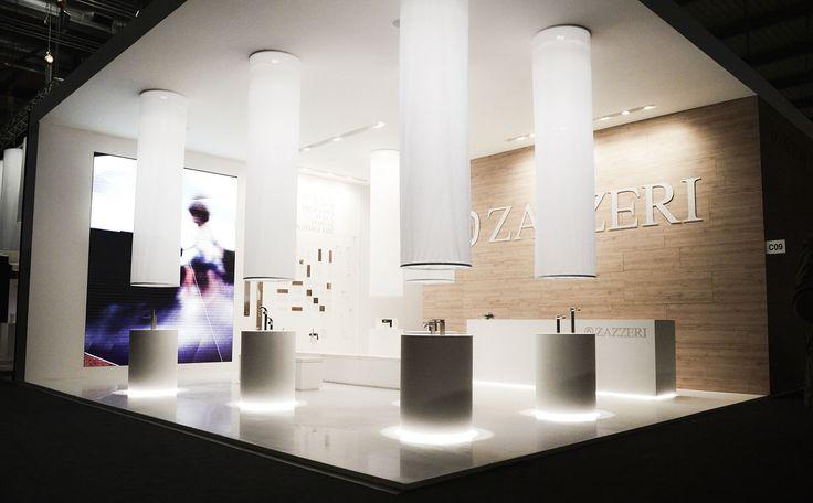 Stand Zazzeri Salone del Bagno Milano 2016