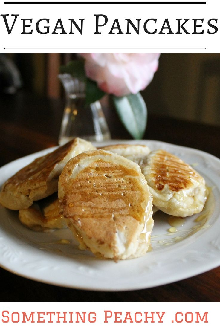 Whether you prefer to not consume eggs and milk for environmental reasons, being intolerant or for health reasons, this is a really great pancake recipe. Not only is it egg and milk free, but there's no added sugar (depending on what you chose to top it with). I have eaten this a lot recently, even …