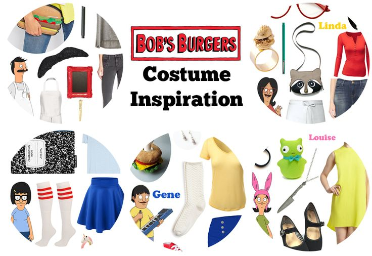 17 Best Ideas About Bobs Burgers Costume On Pinterest