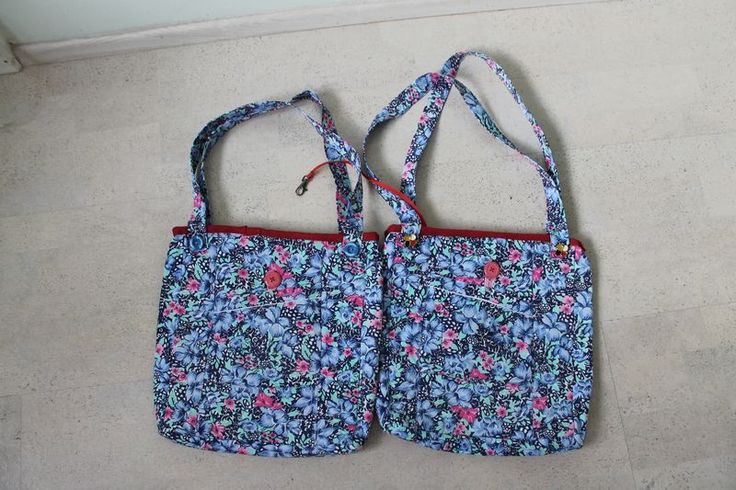 tašky pro vnučky - zadní díl