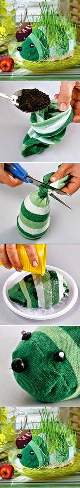 30 useful and practical crafts for old socks | Do it yourself ideas and projects