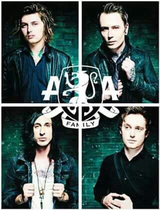 Asking Alexandria #AAFamily that hit me right in the feels