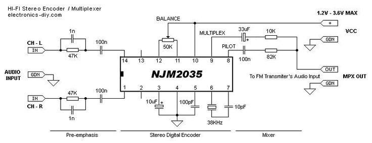 138 Best Electronic Circuits Images On Pinterest Audio