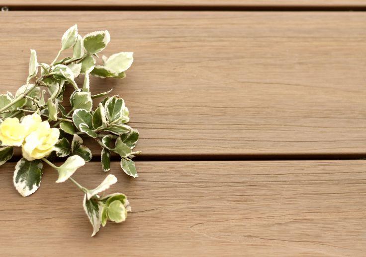 Deska kompozytowa Premium Ipe / Wood Composite plank - Ipe