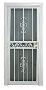 Security Screen Doors Home Depot | Good Questions: Where to Find Security Storm Doors in the City ...