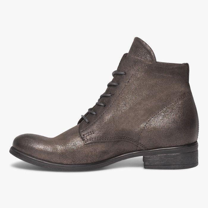 Chaussures De Sport Laçage Cuir Avec Bronze De Lumière D'insert De Maille Pour Une Esprit bE5Uz8g