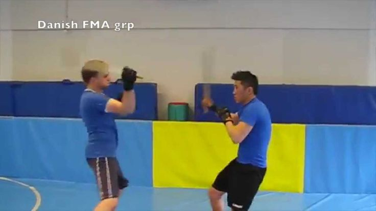 www.DanishFMAgroup.com Kali eskrima video from Copenhagen, Denmark. Danish fMA and Self-Defense group video from training. drills for grades/ level 1-3 in Latosa Concepts Escrima.