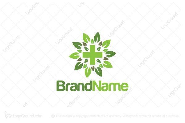 Logo for sale: Natural Health Logo