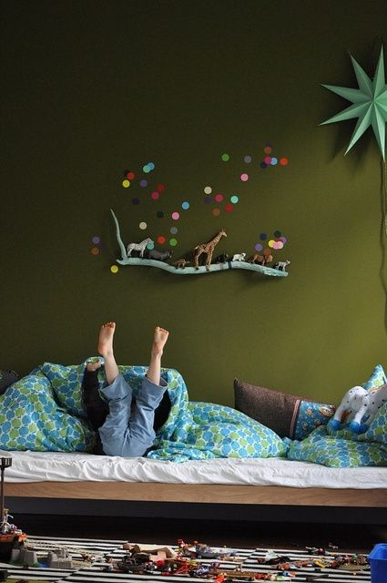 Colour for Kids Spaces | ilovebokkie
