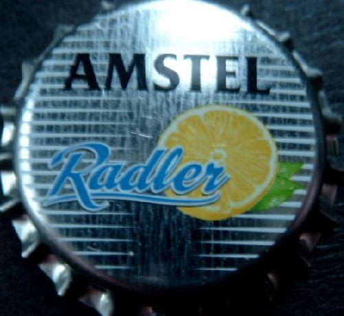 Amstel Radler Bier Kronkorken unused beer bottle cap chapa cerveza