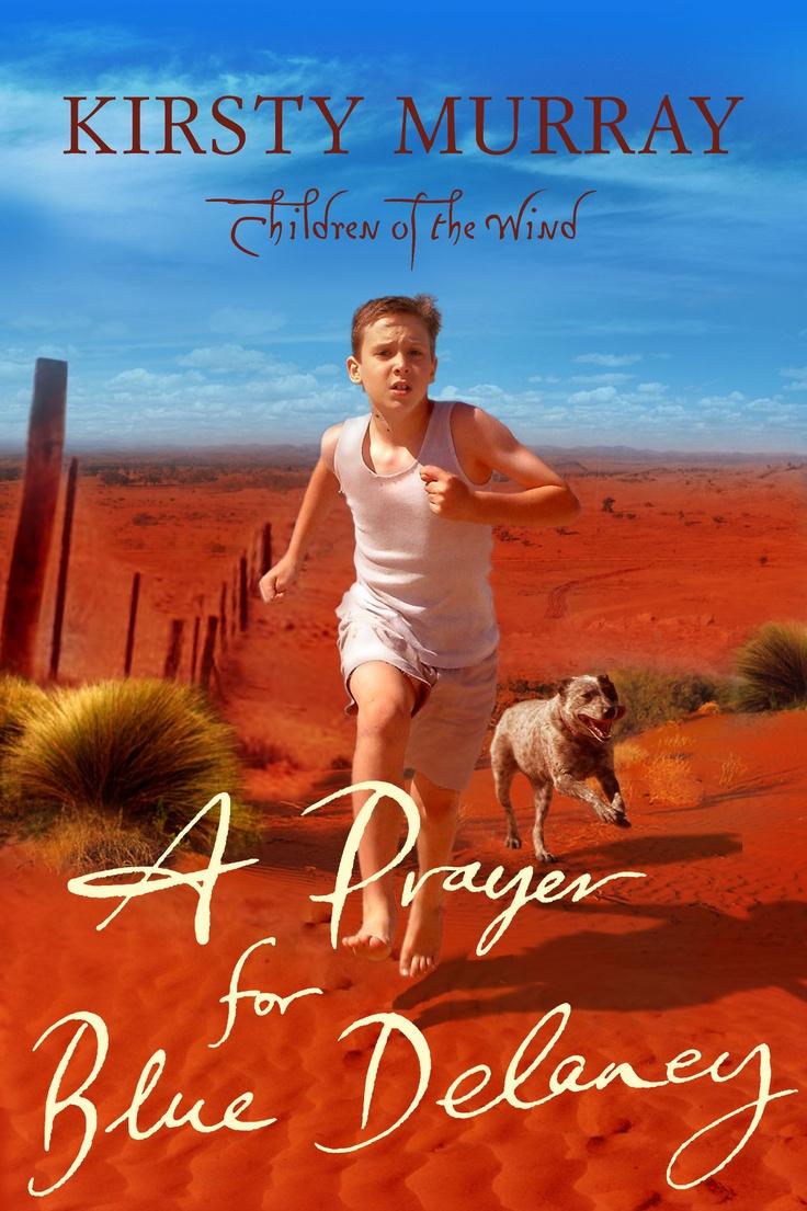Cover of A Prayer for Blue Delaney