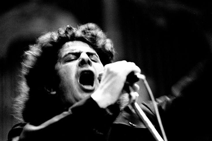 Mikis Theodorakis, Musikhalle Hamburg, 1973