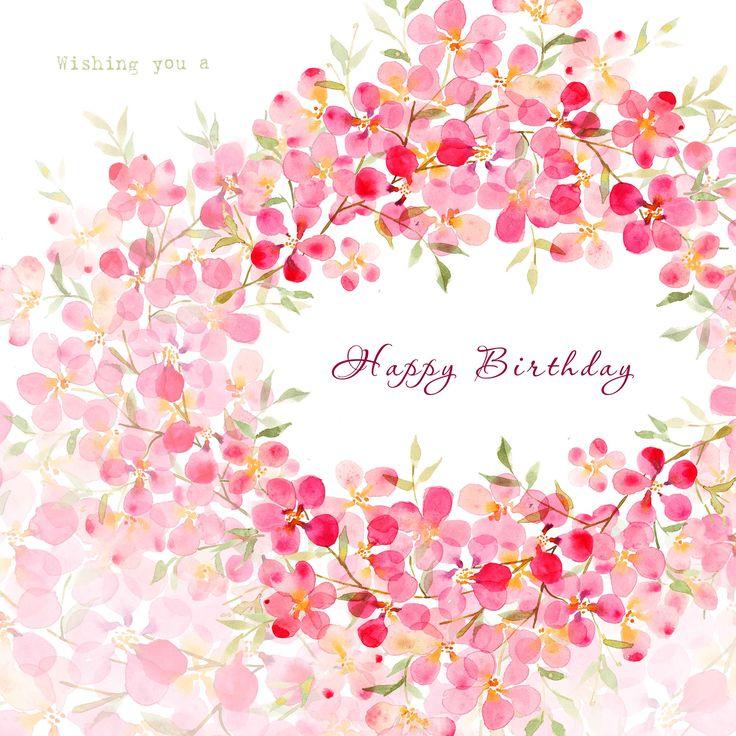 Pretty blossom design by Victoria nelson http://www.victoria-nelson.com/