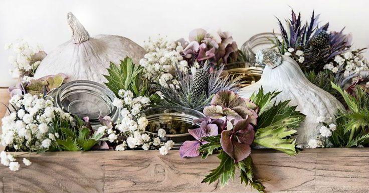 Su DALANI MAGAZINE come realizzare un bellissimo Centrotavola fai da te d'autunno. Decorazioni Home and Living con fiori, ideali per la casa.